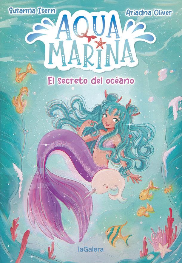 Aqua marina 1 el secreto del oceano