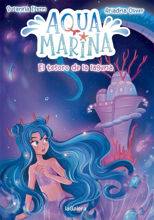 Aqua marina 3 el tesoro de la laguna