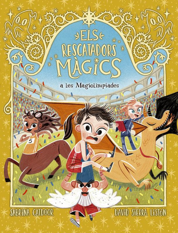 Rescatadors magics 7 a les magiolimpi cata