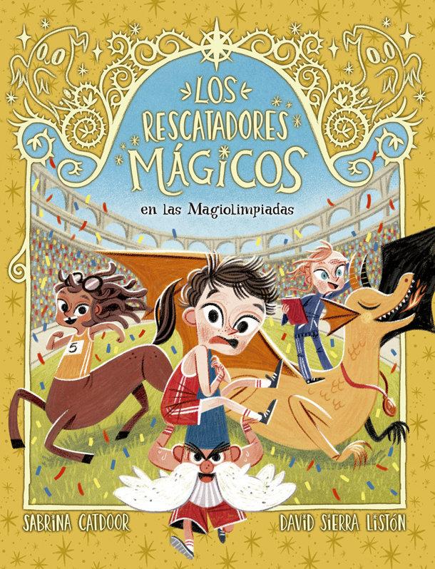 Los rescatadores magicos 7 en las magioli