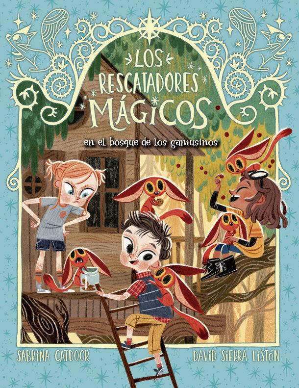 Los rescatadores magicos 8 el bosque de l