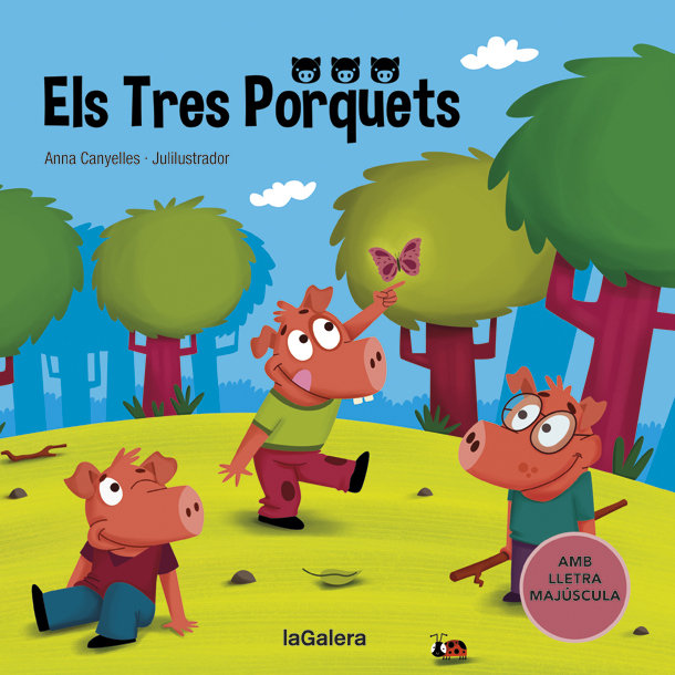 Els tres porquets catalan