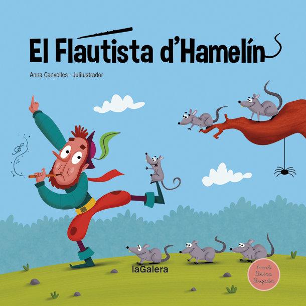 El flautista dhamelin
