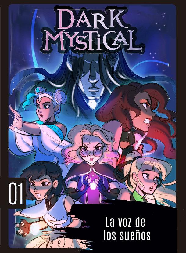 Dark mystical 1 la voz de los sueños