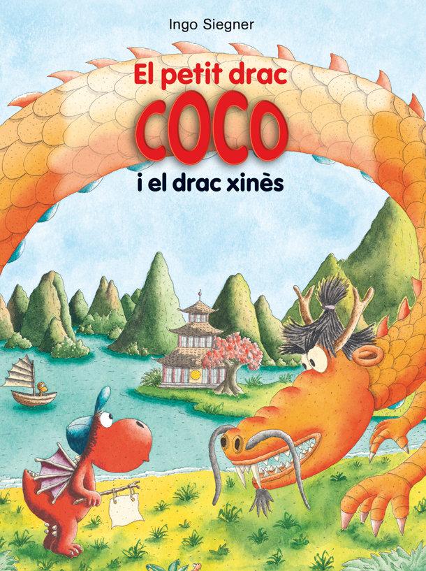 El petit drac coco i el drac xines