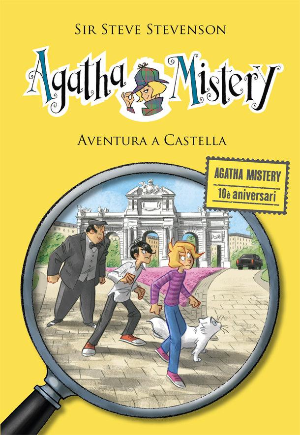 Agatha mistery 29 aventura a castella cata