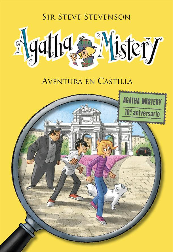 Agatha mistery 29 aventura en castilla
