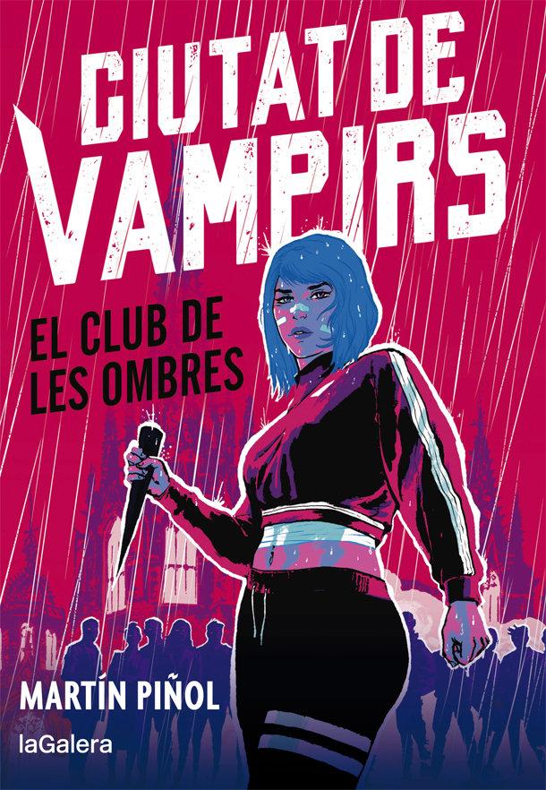 Ciutat de vampirs 1 el club de les ombres