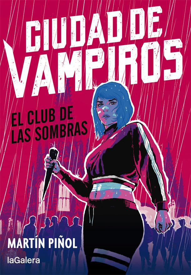 Ciudad de vampiros 1 el club de las sombra