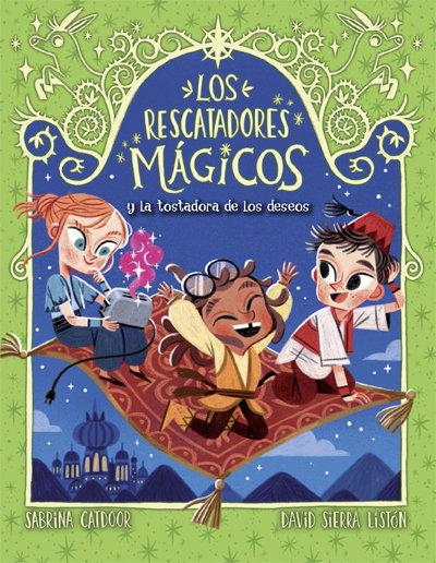 Los rescatadores magicos 9 la tostadora d