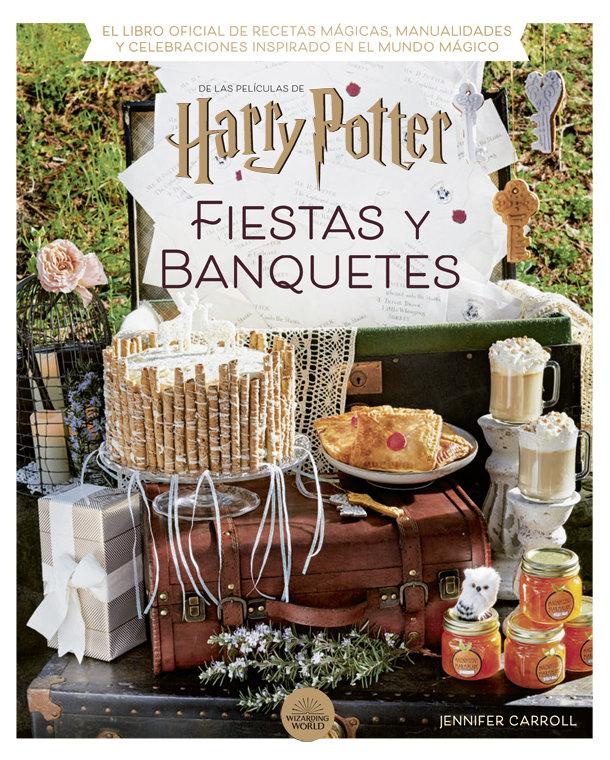 Harry potter fiestas y banquetes