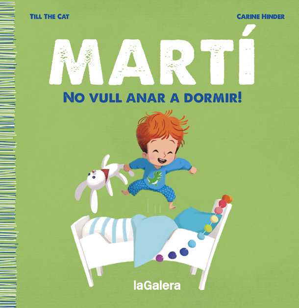 Marti no vull anar a dormir