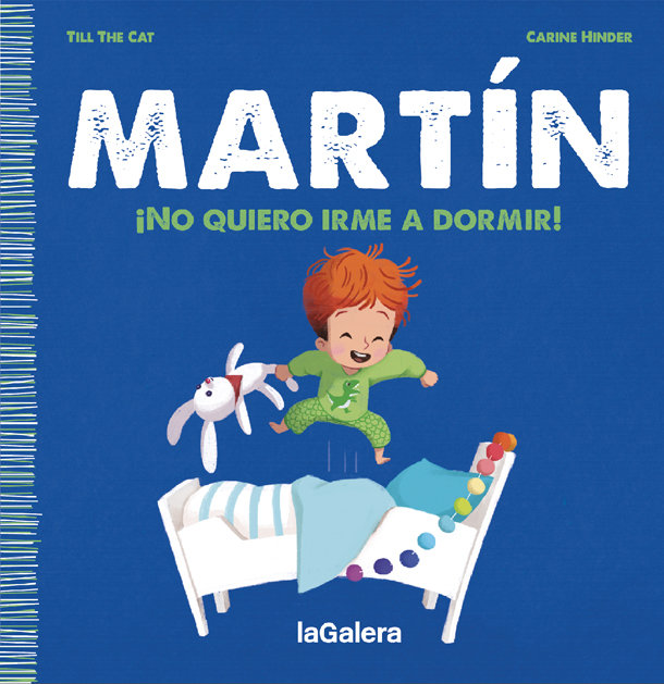 Martin no quiero irme a dormir