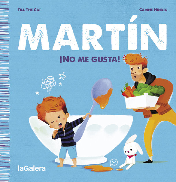 Martin no me gusta