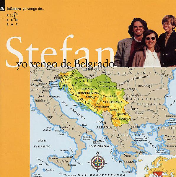 Stefan yo vengo de belgrado