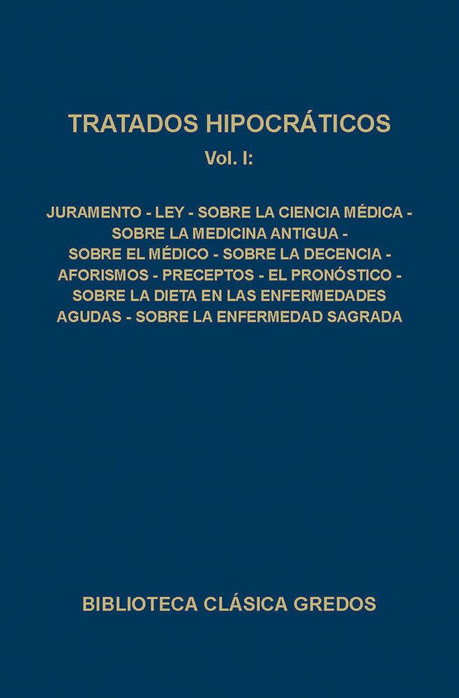 Tratados hipocraticos i bcg