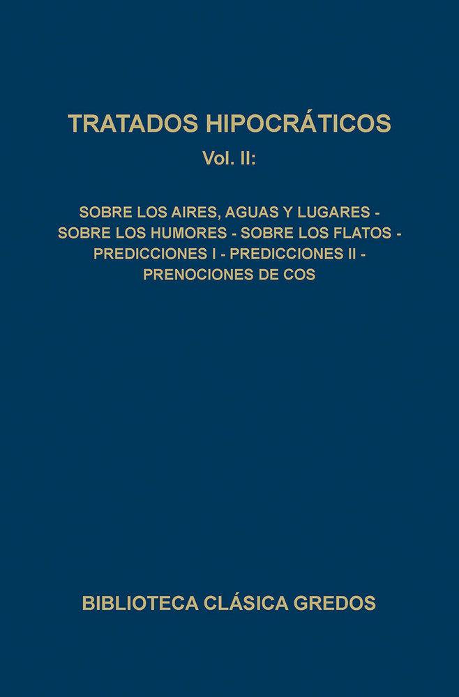 Tratados hipocraticos ii