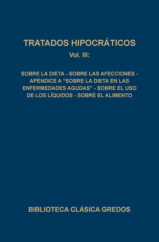 Tratados hipocraticos-iii