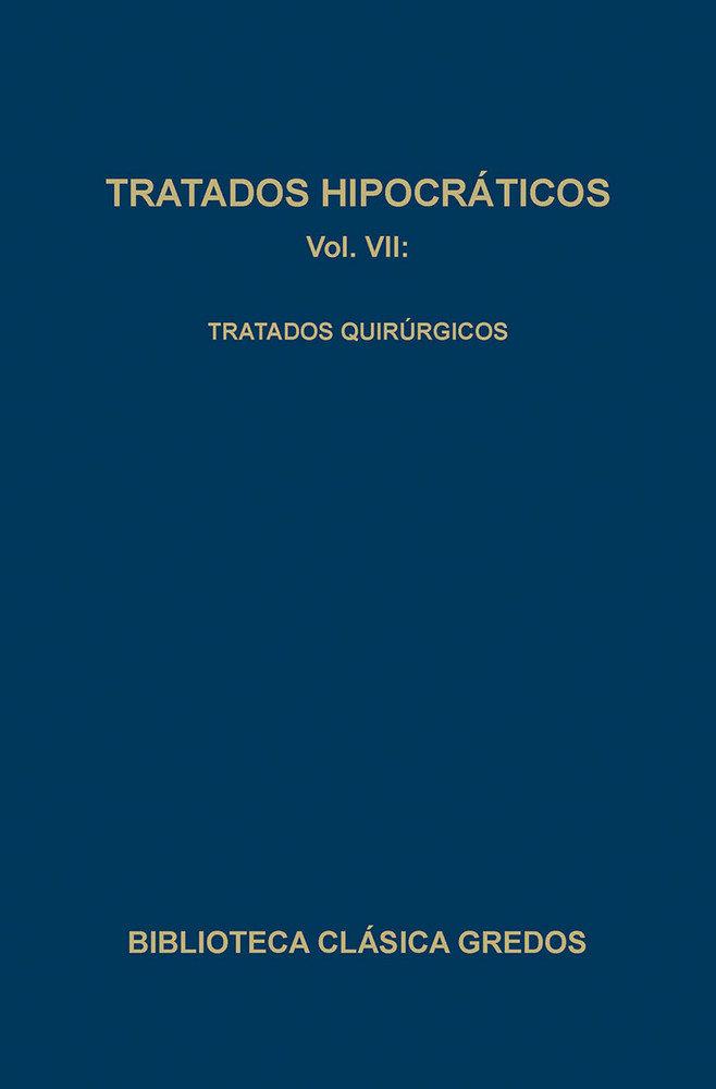 Tratados hipocraticos vii (t)