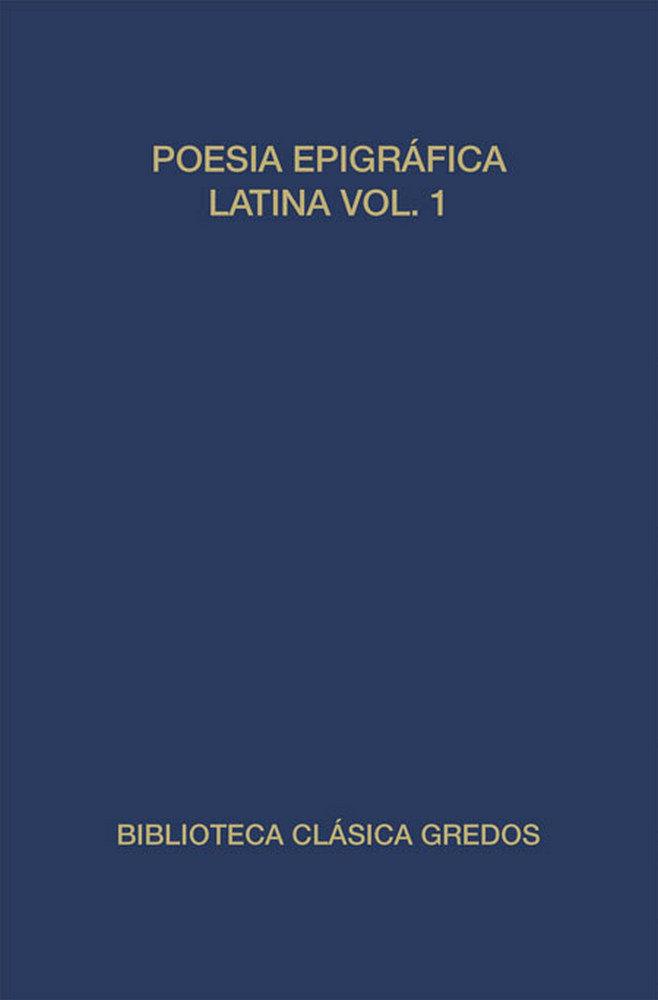 Poesia epigrafica latina i