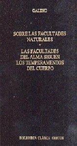 Sobre las facultades naturales