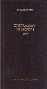 Disertaciones filosoficas i-xvii
