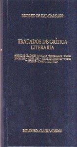 Tratado de critica literaria