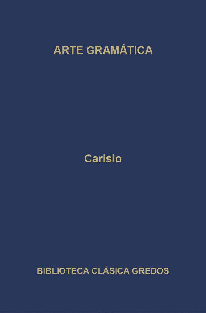 Arte gramatica libro i