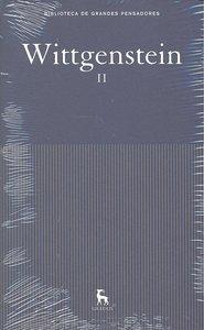 Obras wittgenstein ii