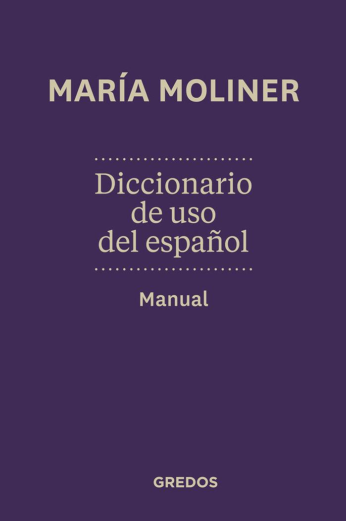 Dic.de uso de español manual
