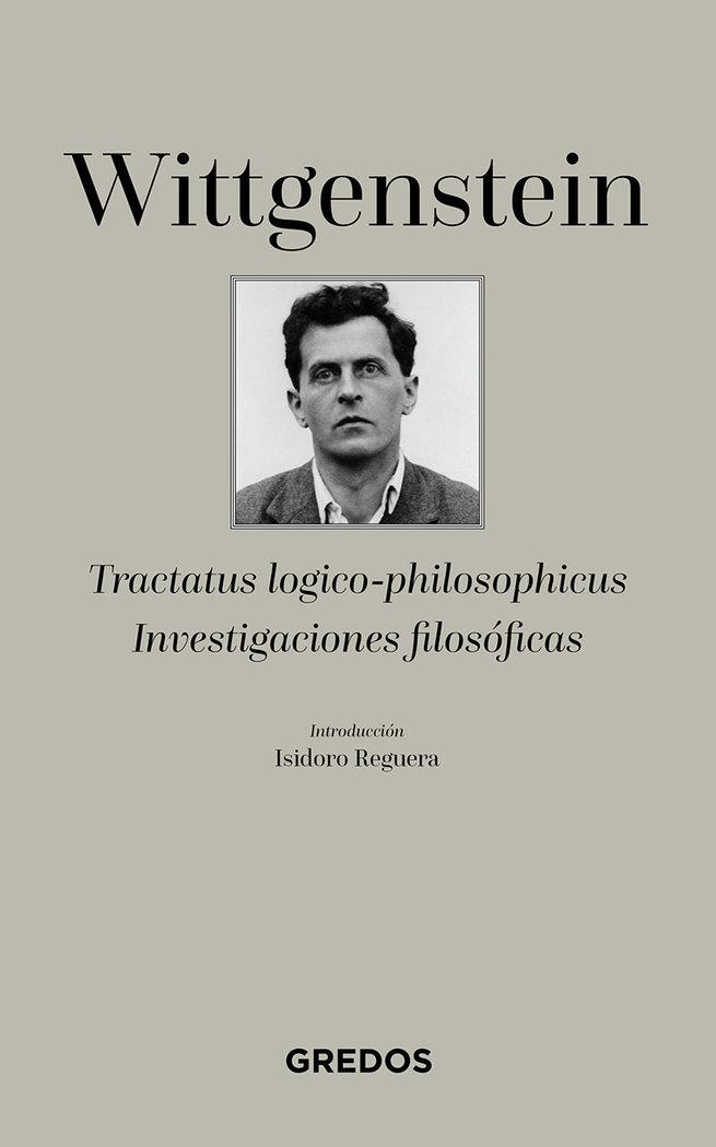 Tractatus logico-philosophicus-investigaciones filosoficas