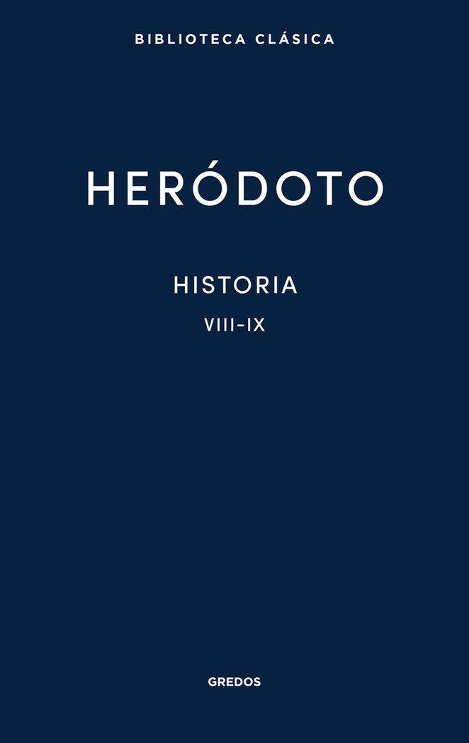 31 historia libros viii ix