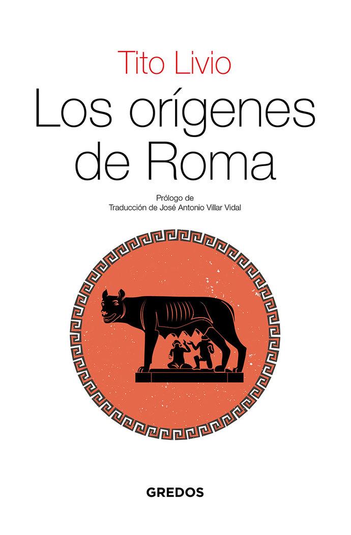 Origenes de roma,los