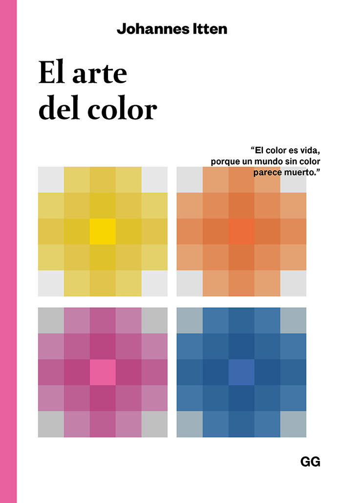 Arte del color,el
