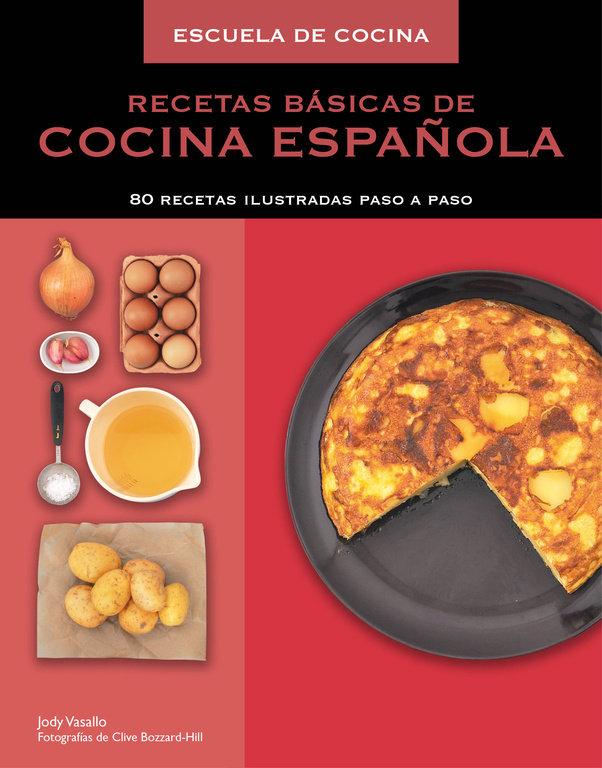Recetas basicas de cocina española