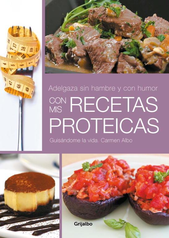 Mis recetas proteicas