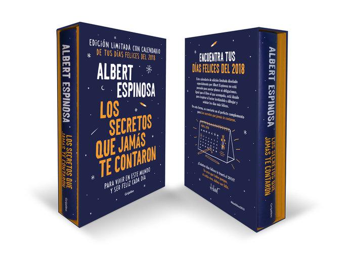 Secretos que jamas te contaron (con nuevo prologo y calendar