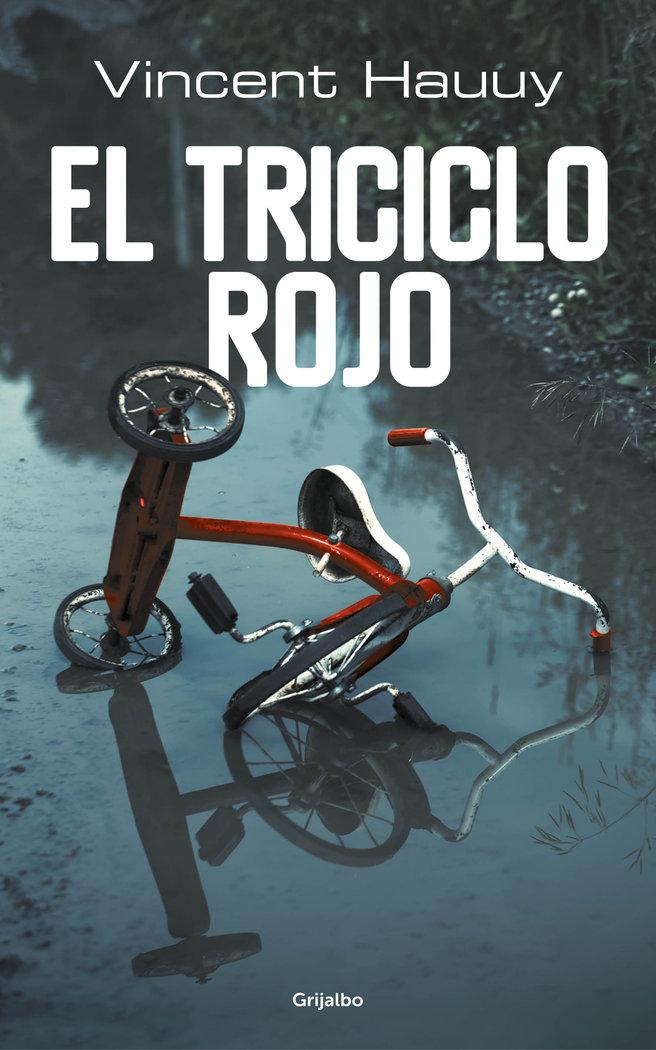 Triciclo rojo,el