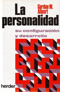 Personalidad su configuracion y desarrollo