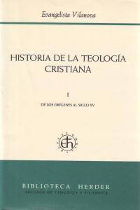 Historia teolog.cristiana tomo i r