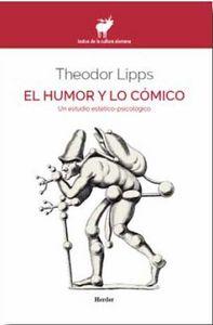 Humor y lo comico,el