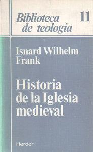 Ha.de la iglesia medieval