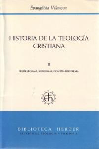 Historia teolog.cristiana tomo ii r