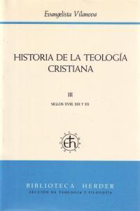 Historia teolog.cristiana tomo iii
