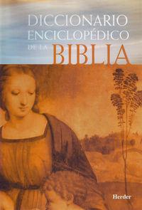Dic.enciclopedico de la biblia
