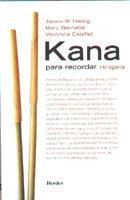 Kana para recordar hiragana katakana