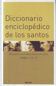 Dic.enciclopedico de los santos 3 tomos