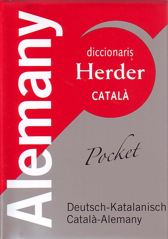 Diccionari pocket alemany