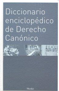 Dicc.enciclopedico derecho canonico