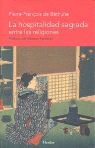 Hospitalidad sagrada entre las religiones,la